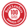 Real Leaders Magazine Top 100 Impact Companies